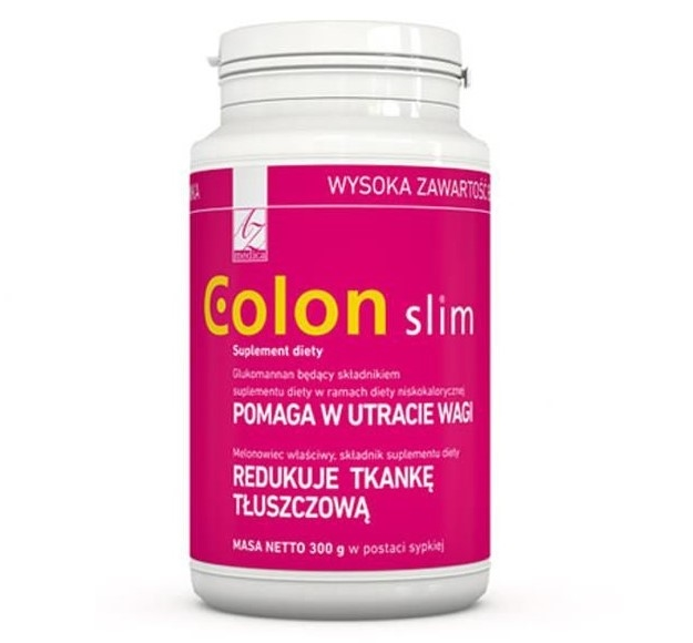 Colon slim opinie
