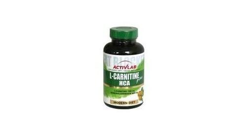 Kapsułki na odchudzanie ActivLab L-Carnitine HCA - opinie