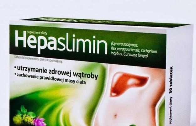 Środek Hepaslimin - opinie czysto subiektywne po kuracji