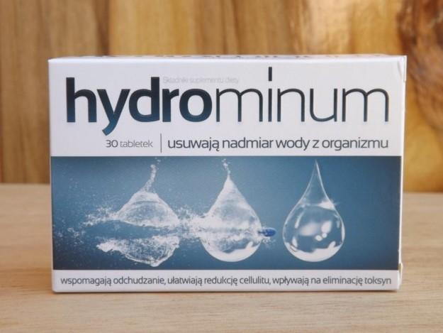 Przytyłam przez tabletki antykoncepcyjne - Hydrominum opinie po kuracji odchudzania