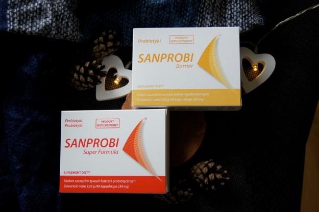 Sanprobi super formuła - opinie chyba wyssane z palca