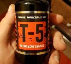 Spalacz T5