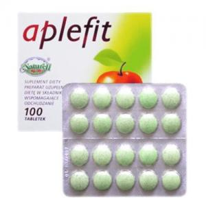 Tabletki na odchudzanie Aplefit - opinie o specyfiku
