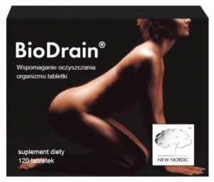 "Suplement na odchudzanie BioDrain - opinie po ""kuracji"""
