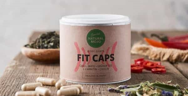 Fit Caps Natural Mojo - opinie i przestroga