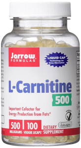 Kapsułki na odchudzanie JARROW L-Carnitine Liquid - opinia niezadowolonego gościa