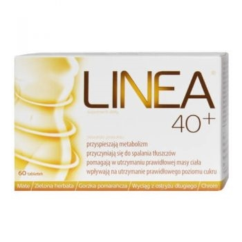 Tabletki na odchudzanie Linea 40+opinie i negatywna recenzja