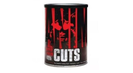 Saszetki na odchudzanie Animal Cuts - opinie i rozczarowanie