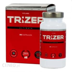 Kapsułki na odchudzanie FitLabs Trizer - opinie o składzie i działaniu